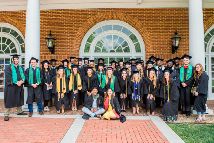 The First Generation Ceremony is a celebration created by Emory & Henry College to celebrate ...