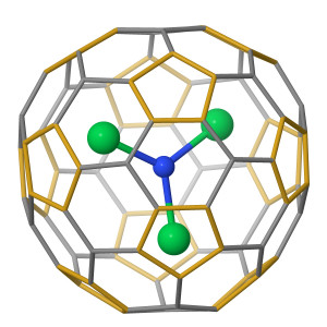 The endohedral metallofullerene Tm3N@C80Ih