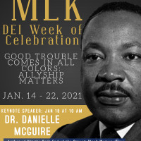 MLK Week of Celebration Poster
