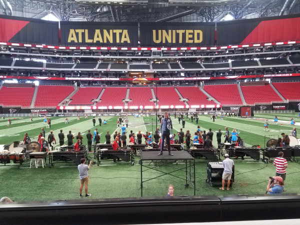Oregon Crusaders in Atlanta