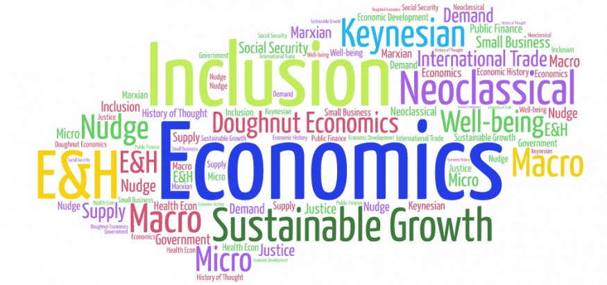 Words that relate to economics