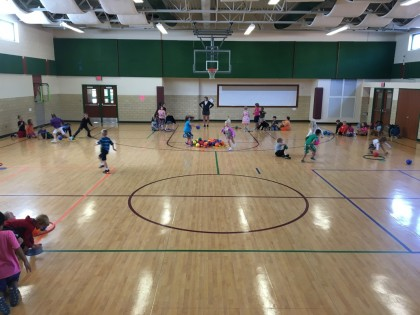 Active learning during PE time