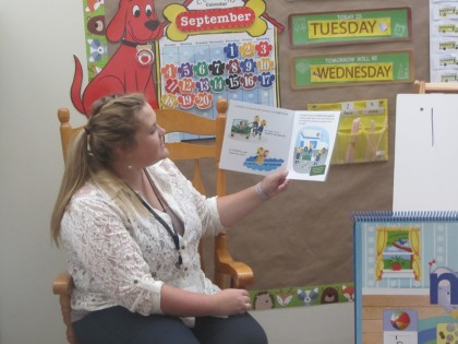 Reading instruction at the elementary level
