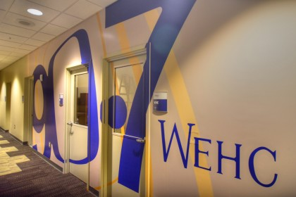 WEHC 90.7FM also calls the MCA home.  With various talkshows, a myriad of music, even NPR's ...