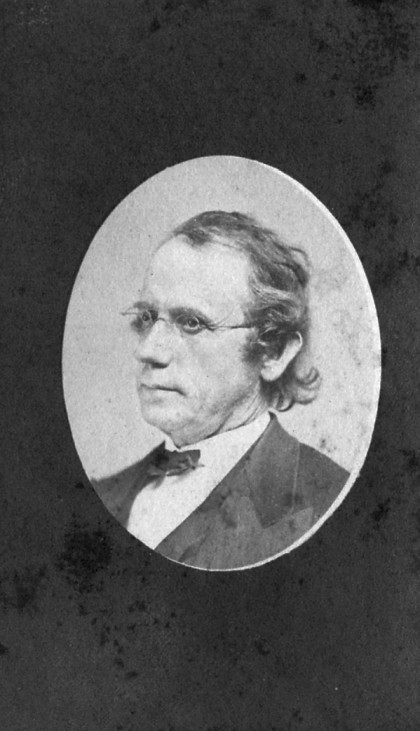 Dr. Charles Collins served as Emory & Henry first president from 1838 to 1852. Student referr...