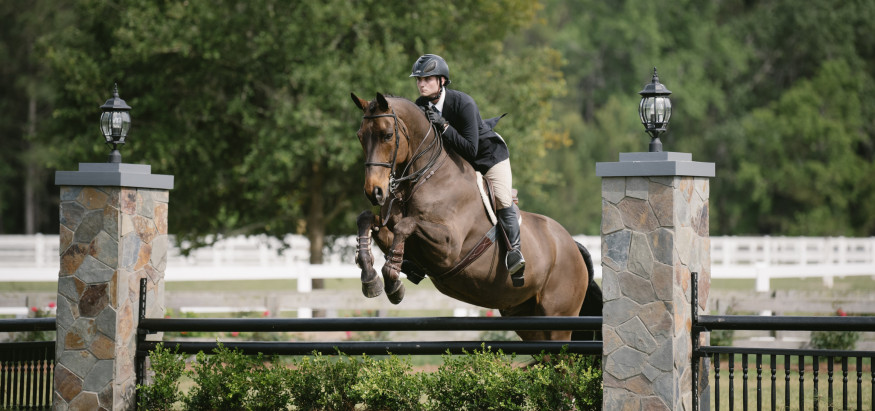 Pursue your passion and study equine studies at Emory & Henry.