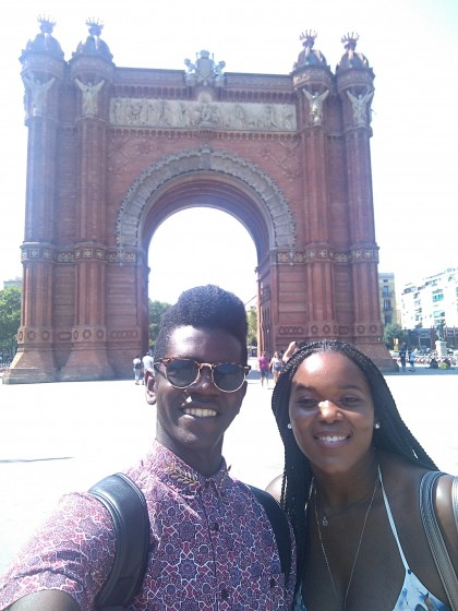 Barcelona, Spain, Summer 2016. Study Abroad!