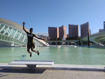 Valencia, Spain, Summer 2016. Study Abroad!!