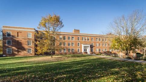 Wiley Jackson Residence Hall