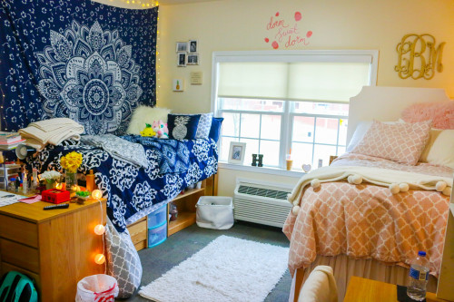 Elm & Hickory Hall Rooms