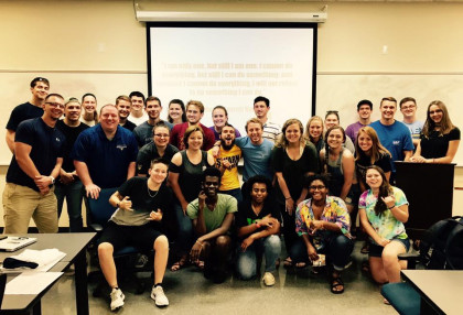 Safe Zone Training provides the campus community with the tools to be supportive of their LGBTQ+ ...