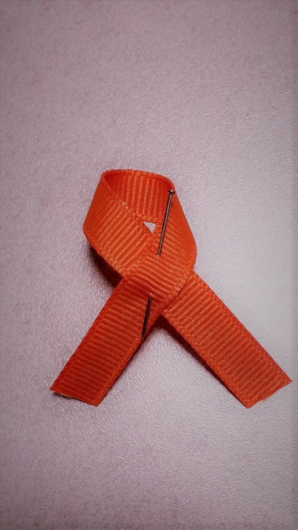 Wear #Orange4Love
