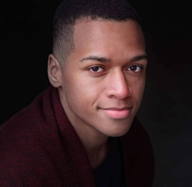 Christian Tripp, E&H Class of 2018, is studying theater at the University of Alabama.