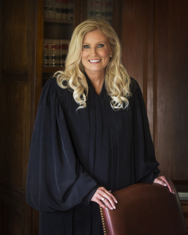 Judge Teresa Chafin, E&H Class of 1978, was just named to the Virginia Supreme Court.