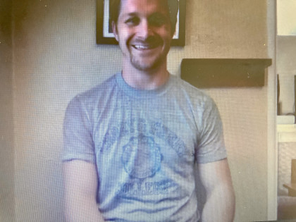 Caleb Jennings '11: Caleb was spotted in a recent Zoom conversation wearing a shirt that clearly ...