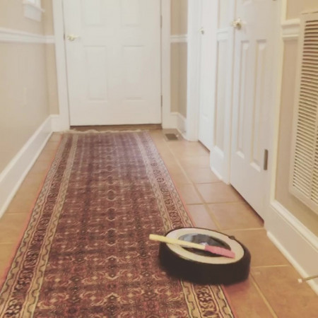 """What's Riding My Roomba?!"" Spatula has three syllables, and did you know you can use your ch..."