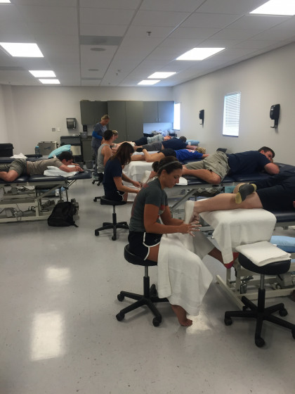 MSD Lab - Physical Therapy Students