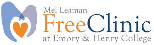 Mel Leaman Free Clinic at Emory & Henry College Logo