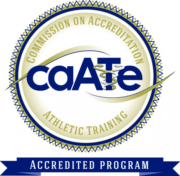 CAATE Seal for Accredited AT Programs