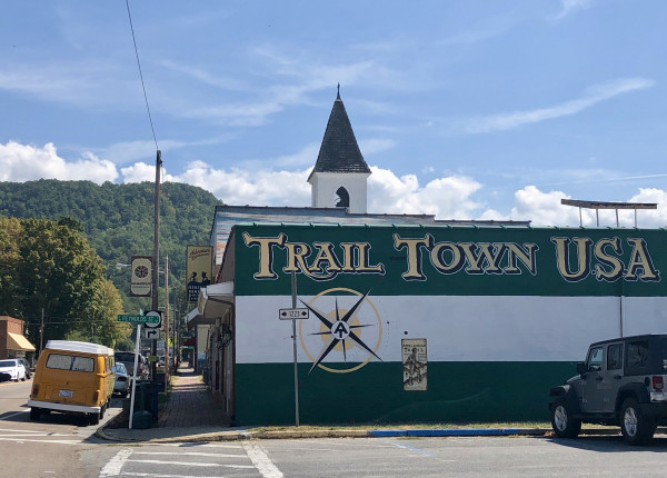 Trail Town USA = Damascus, VA
