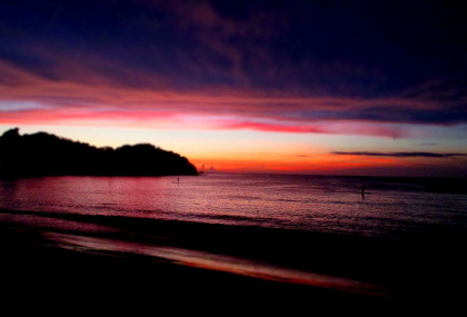 E&H Abroad - Sunset in Nayarit, Central America