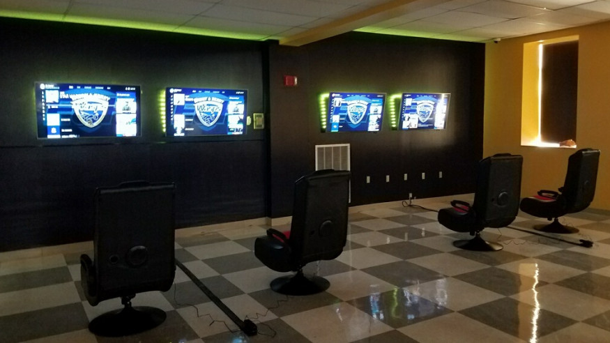 Xbox One S gaming center located in Martin Brock.