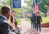 Emory & Henry College welcomes a new agreement with ETSU with the ROTC program.