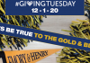 Giving Tuesday  12-1-20