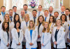 Inaugural White Coat Ceremony for DPT program