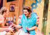 E&H Theatre student Pearle Moore, right, as Anna in a recent production of The Government Ins...