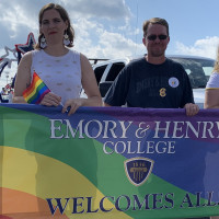 Emory & Henry welcomes all.