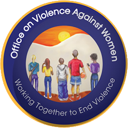 Office on Violence Against Women seal