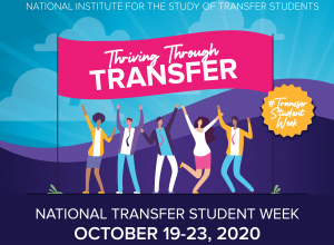 National Transfer Student Week 2020