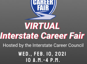 Virtual Interstate Career Fair