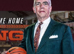 Mike Young, Courtesy of Virginia Tech Athletics