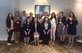 Four Emory & Henry College students brought home research awards from the annual meeting of t...
