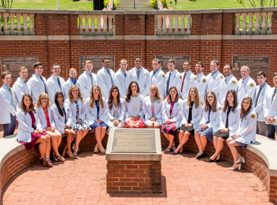 The Emory & Henry College School of Health Sciences Doctor of Physical Therapy Class of 2019