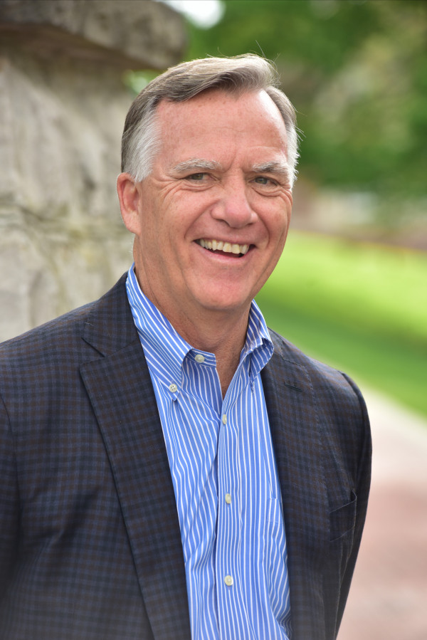 Gary Reedy will be the School of Health Sciences Commencement speaker.