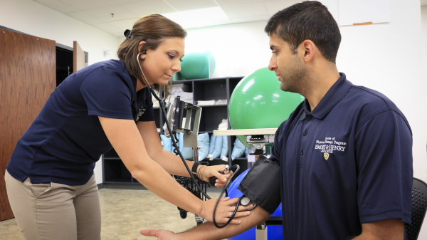 Doctor Of Physical Therapy Early Assurance Program Announced News Emory Henry