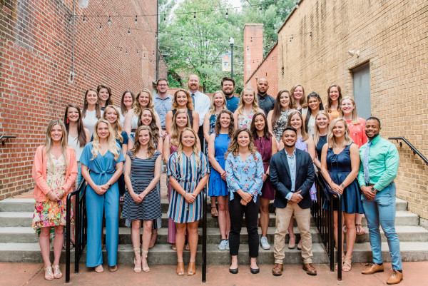 The Emory & Henry College School of Health Sciences Master of Occupational Therapy Class of 2019