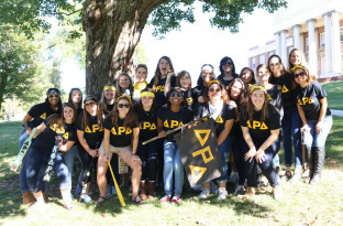 Delta Rho Delta Sorority