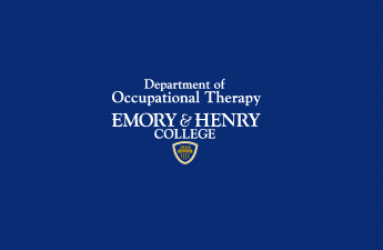 Department of Occupational Therapy