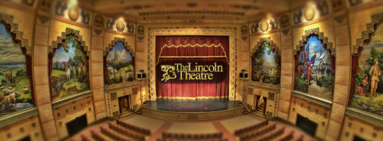 The Lincoln Theatre in Downtown Marion, VA