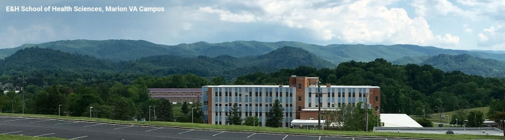The E&H School of Health Sciences Campus, Nestled in the Mountains of Southwest Virginia