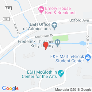 Map of Memorial Chapel