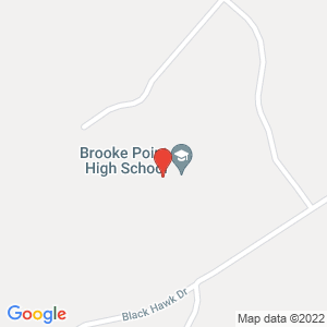 Map of 1700 Courthouse Rd, Stafford, VA 22554